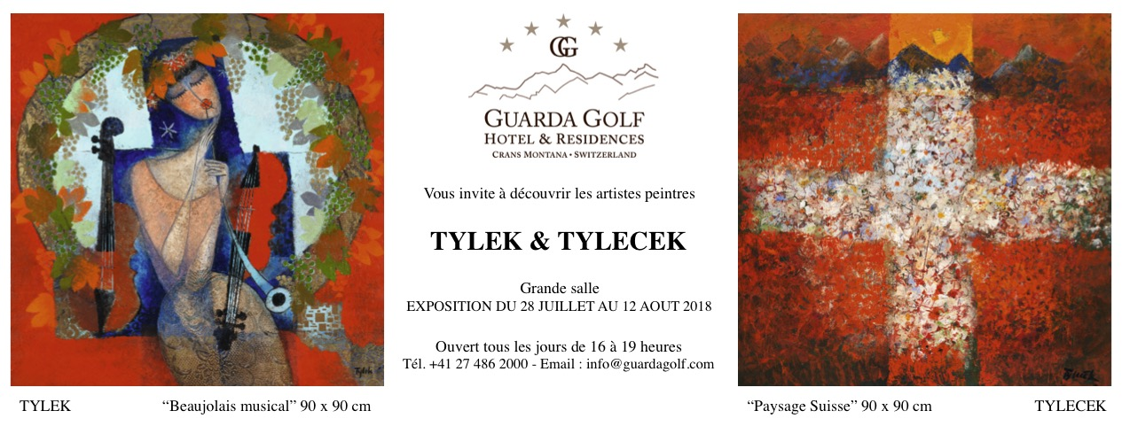 Invitation expo Suisse Guardia Hotel & Residences