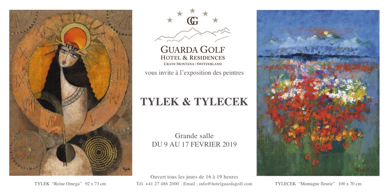Invitation Tylek&Tylecek Guarda Golf 02.19
