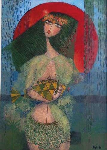 TYLEK - La déesse du lac